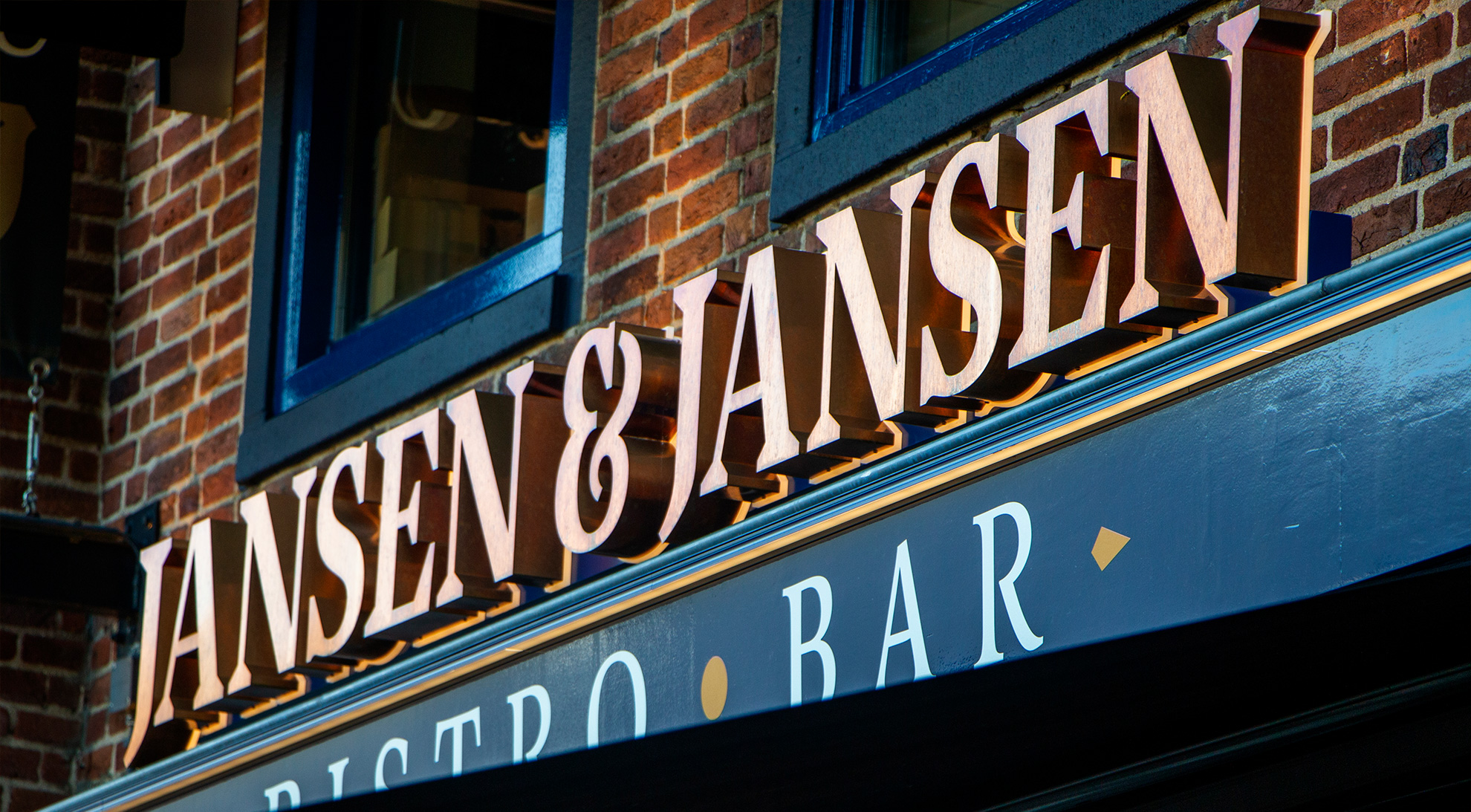 Jansen & Jansen branding