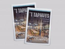 bramendevlam-reclamebureau-eindhoven-Taphuys-Krant-cover