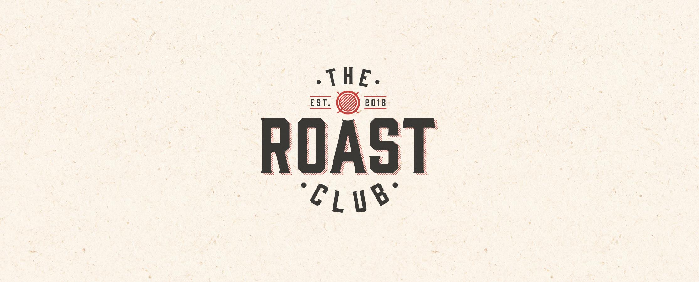Roast Club logo