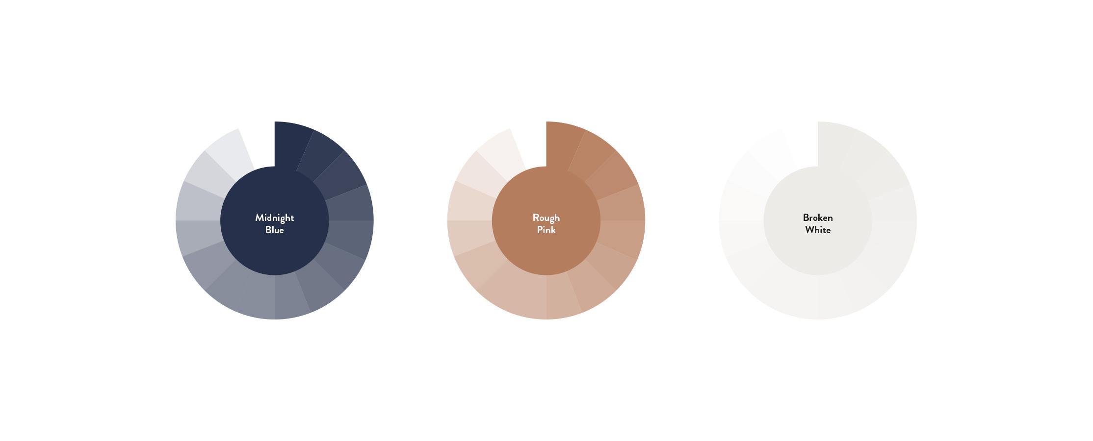 Kleurenpalet Republic