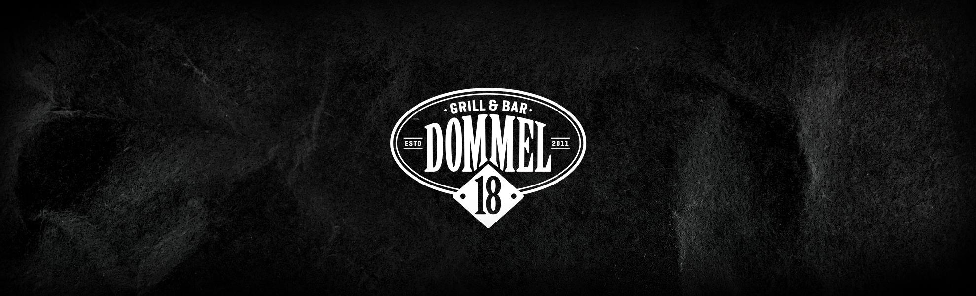 Dommel18 Logo