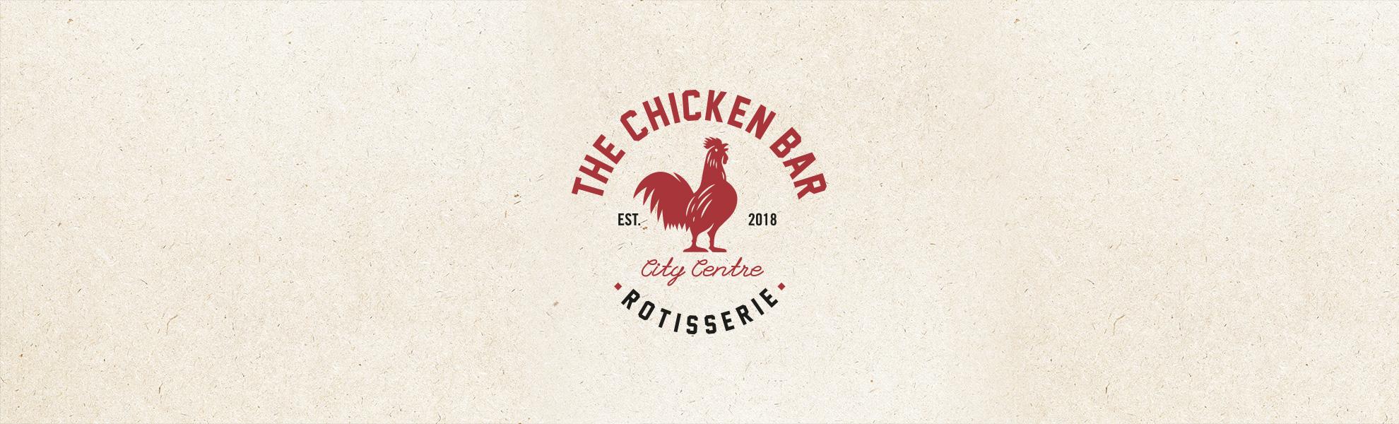 Chicken bar logo
