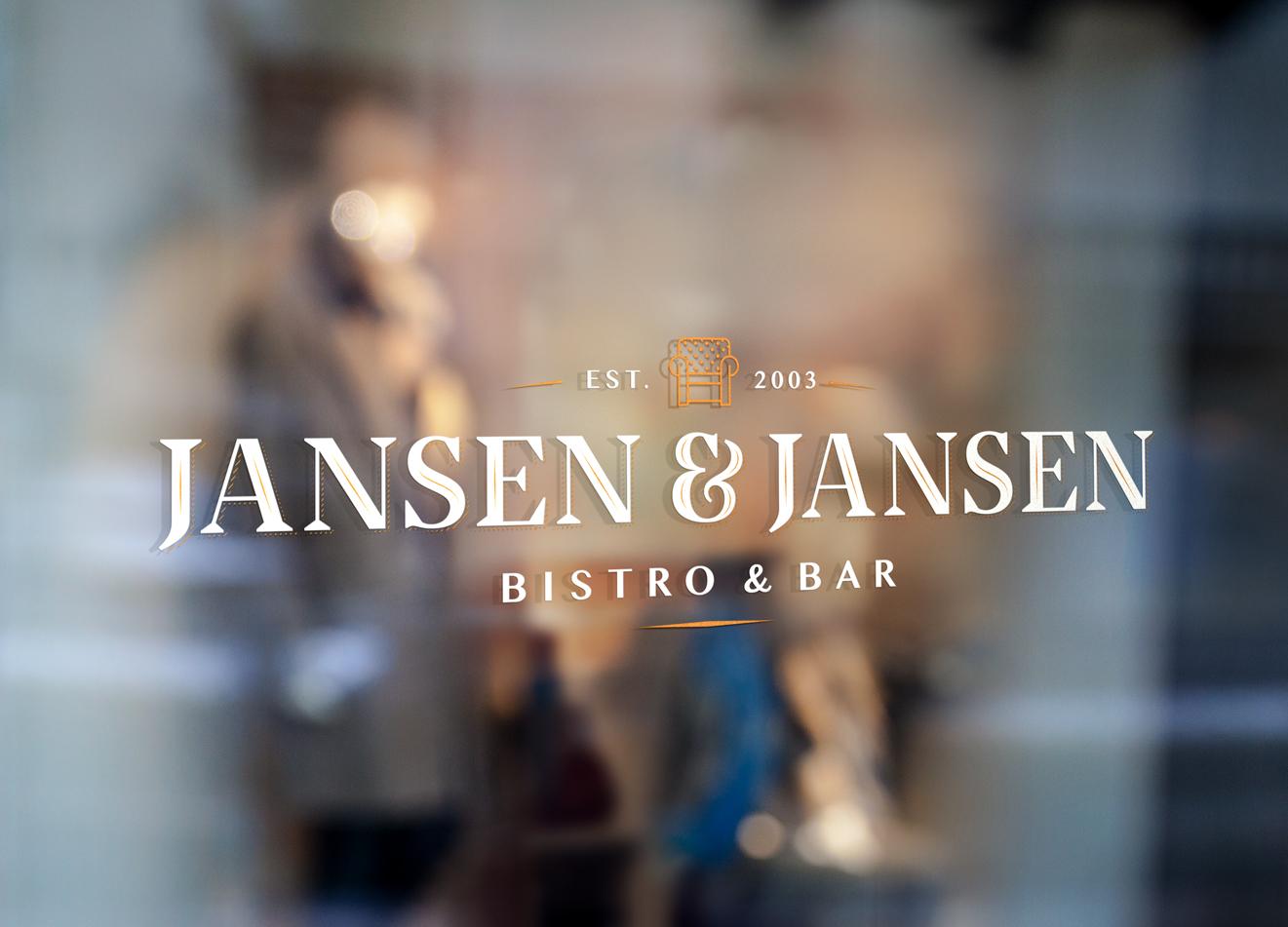 Jansen & Jansen raam